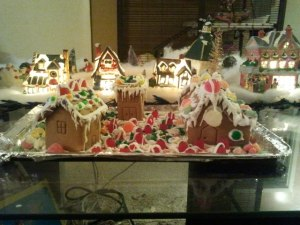 Gingerbread for Newtown