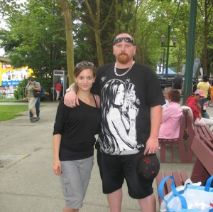Me an Jay, Summer 2011
